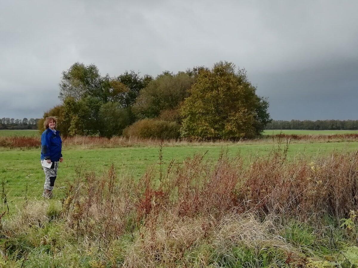 Natuurboer in Drenthe